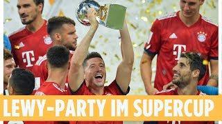 Niko Kovač: »Robert ist ein Weltklasse-Stürmer! | PK zum Supercup Frankfurt - Bayern