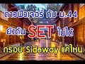 set index พุธ 12 ธค. TPIPL, RATCH, CHO, SVI, PF, TOA, NPPG, +5Randoms