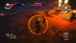 The Witcher 3: Wild Hunt Geralt vs Olgierd von Everec