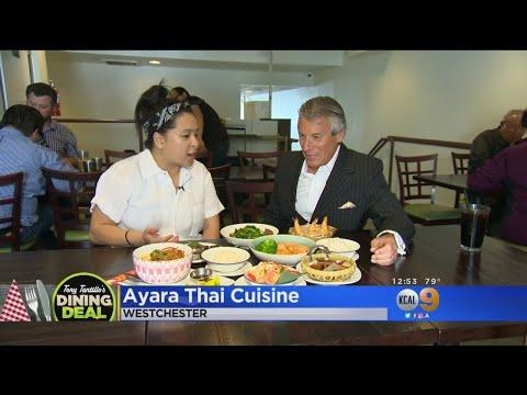 Tony's Table: Ayara Thai Cuisine In Westchester