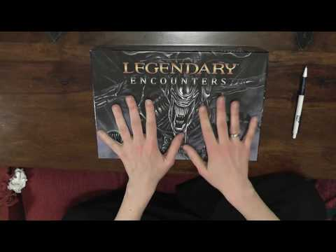 Chits and Cats - InDaHouse - Legendary Encounters: Alien expansion