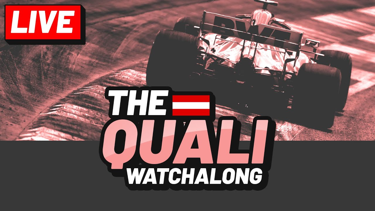 Styrian Grand Prix Qualifying LIVE with Tommo F1