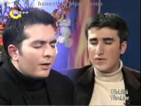 Ali Rıza & Hüseyin Albayrak - Yandım Da Geldim