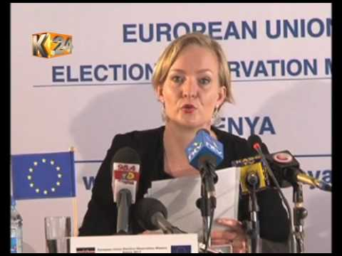 E.U observers mission warns of possible violence after elections
