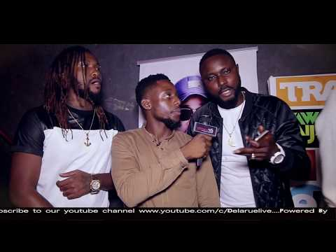 Red carpet moments from the Official launch of Harrysong's Record label (Alter Plate) Delarue TV