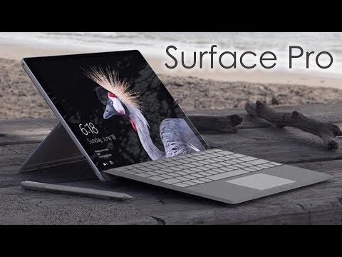 Download New Surface Pro (2017):  First Look Pictures