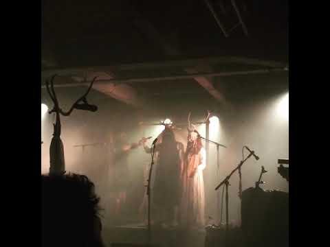 Heilung - In Maidjan (Glasgow, Scotland 11/11/18)