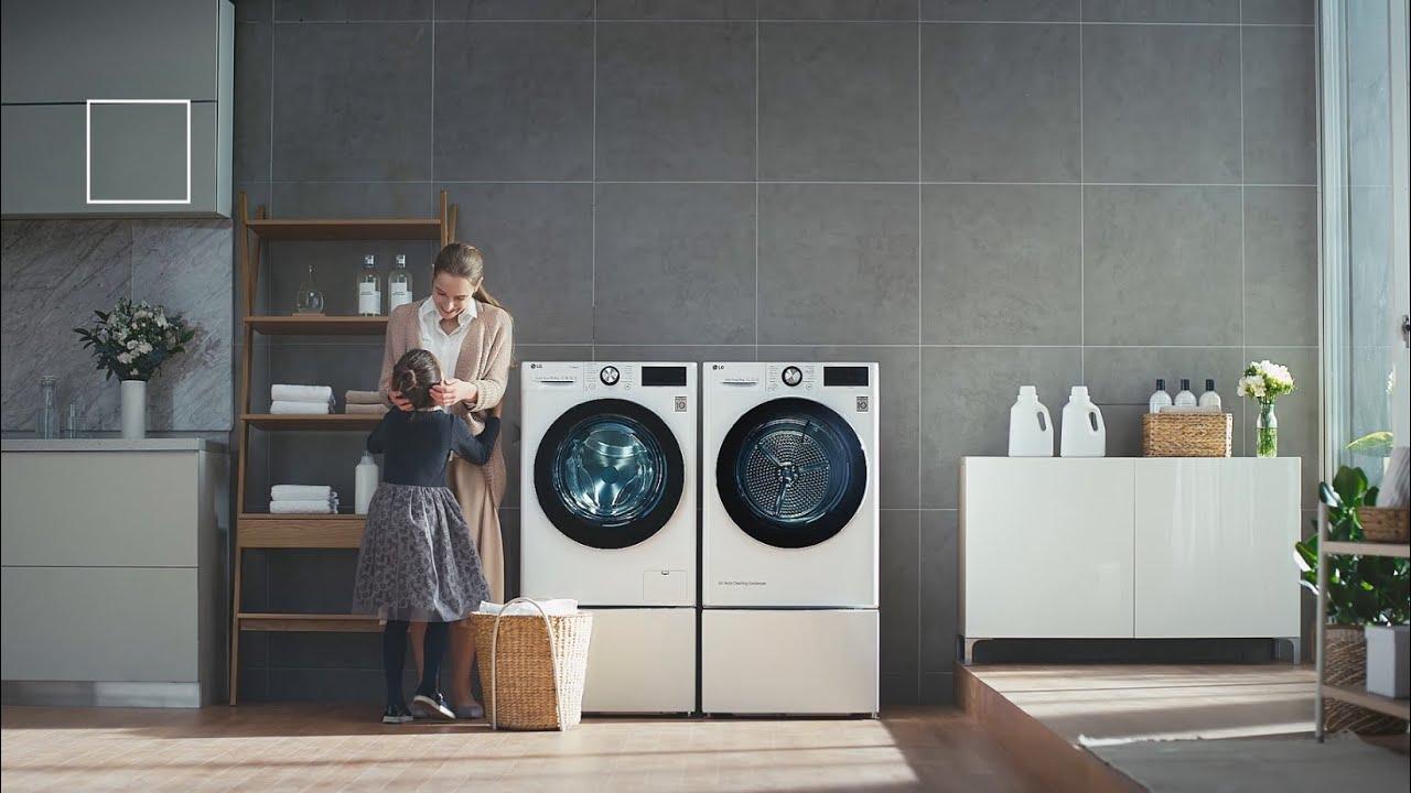 LG F4WV310S6E (Πλυντήριο Ρούχων Με Ατμό 10.5kg & 56.5cm Βάθος) | Electrofox