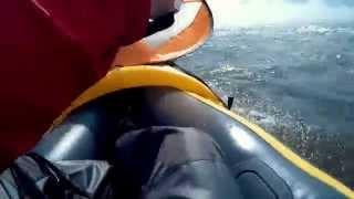 опять каяк с парусом intex explorer k2 windpaddle clone надувная байдарка kayak
