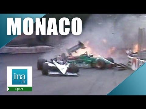 Grand prix F1 de Monaco 1985 | ArchiveINA