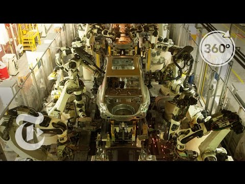 Where It's Made: A Ford Car In China | The Daily 360 | The New York Times