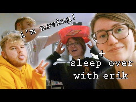 Stealing Furniture From Erik In Columbus // Travel Vlog