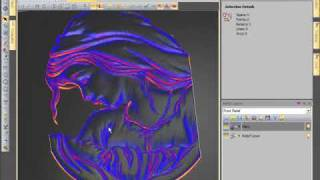 ArtCAM 2010 - Relief Analysis Tool