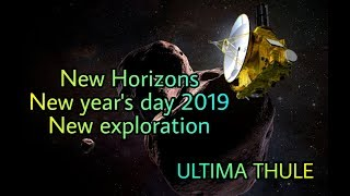 NEW HORIZONS reaches the farthest object ULTIMA THULE