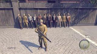 Mafia II Calling all bodyguards