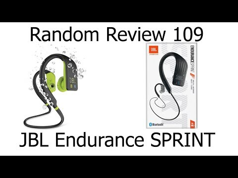 Random Review 109: JBL Endurance Sprint