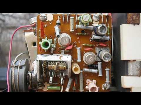 Радиоприемник океан 209 схема фото 214