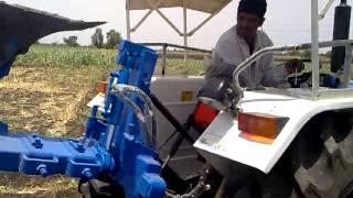 hydraulic reversible plough india, indo farm agro ahmednagar,trimurti agro industries maharashtra