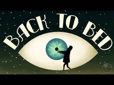 """An amazing puzzle game called """"BACK TO BED""""   On Steam   Levels 1 6  """