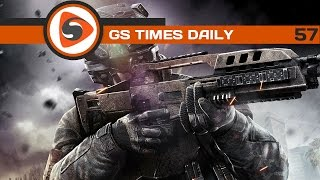GS Times [DAILY]. Анонс Call of Duty: Black Ops 3