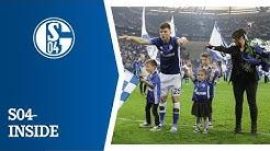 Huntelaars Abschied auf Schalke