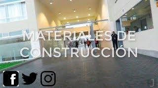 BARNICES Y POLIURETANO (SKETCH) / MATERIALES DE CONSTRUCCIÓN