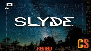 SLYDE - PS4 REVIEW