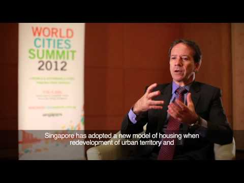 WCS 2012- Interview with His Excellency Edson Aparecido