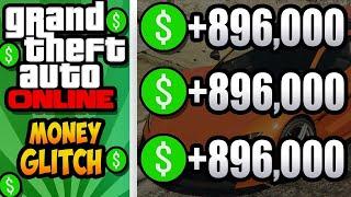 GTA V|FREE MONEY GLITCH|1000$ EVERY 2 SECONDS|AFK GLITCH