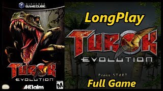 Turok: Evolution - Longplay Full Game Walkthrough (No Commentary) (Gamecube, Ps2, Xbox)