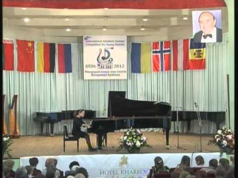 XI-th International Volodimir Krainev Competition for young pianists (Kharkov, Ukraine)