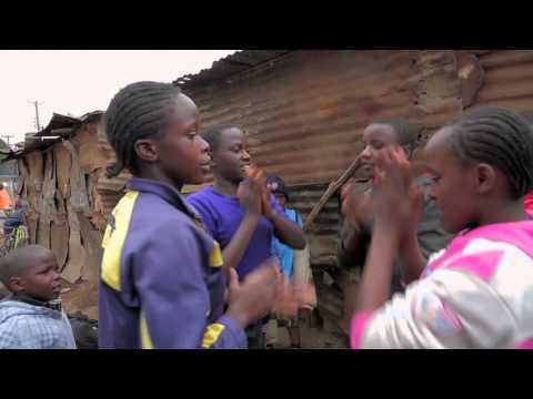 Mathare Games Girls  Video by Slum-Tv