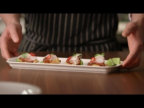 Tuna Tostadas with Chef Ryan Stone
