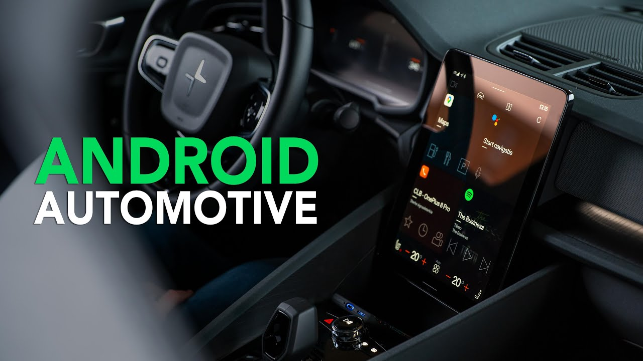 Android Automotive review: Android Auto-opvolger staat in de startblokken