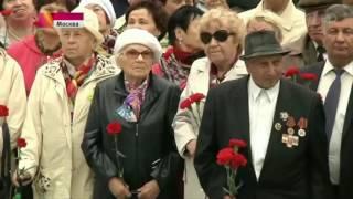 В России прошла самая масштабная акция «Свеча памяти» в день памяти ВОВ