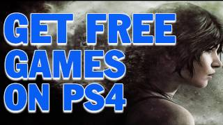 HOW TO GET FREE PS4 GAMES *NEW METHOD* GET FREE PS4 GAMES FAST 2017