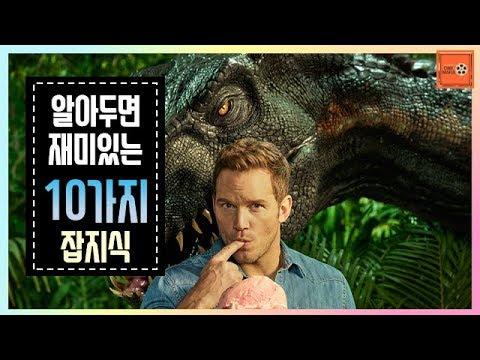 [쥬라기 월드: 폴른 킹덤] 10가지 잡지식, 인도랩터의 정체는?! (Jurassic World: Fallen Kingdom 10 Trivia)