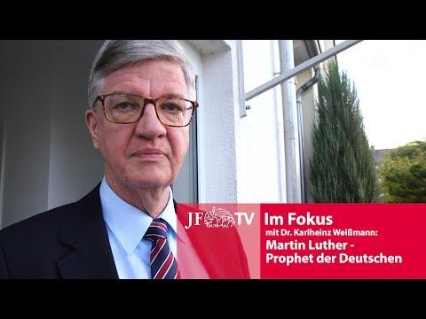 Martin Luther, Prophet der Deutschen (JF-TV Im Fokus)