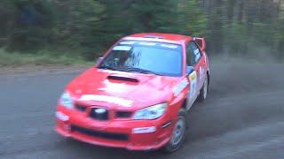 SM Pirelli Ralli 2014, Tampere (Crash & action)