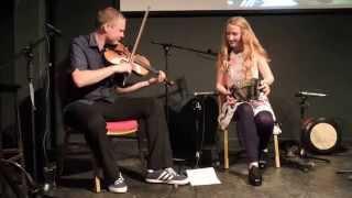 Caitlin Nic Gabhann & Ciarán Ó Maonaigh - Craiceann 2015 video notes