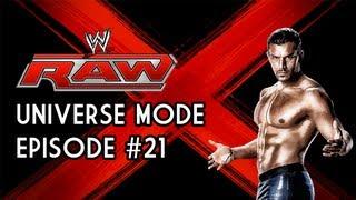 WWE '13 Universe Mode - #21 FAAANDAAANGOOOO Debuts!