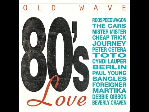 The best of 80's Love – Old Wave