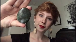 ASMR RP | CLEANSING YOUR ENERGY