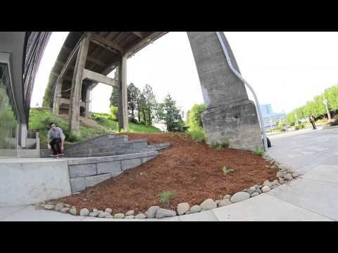 Mikey Calcagno Portland Oregon Skateboarding