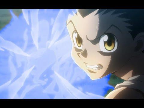 Hunter x Hunter - Gon's New Nen Ability
