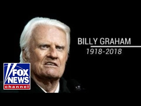 Rev Billy Graham: Life and legacy of 'America's pastor'