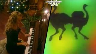 """Paul Mauriat -  Aloutte (piano) / Музыка из телепередачи """"В мире животных"""""""