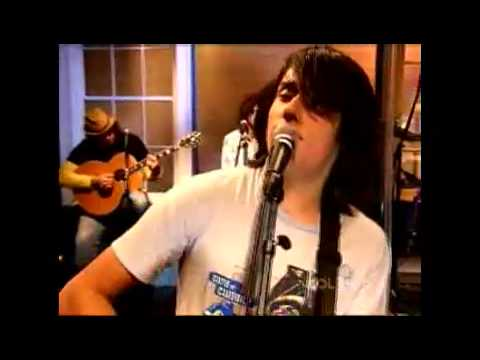 Teddy Geiger - For You I Will AOL Music Sessions