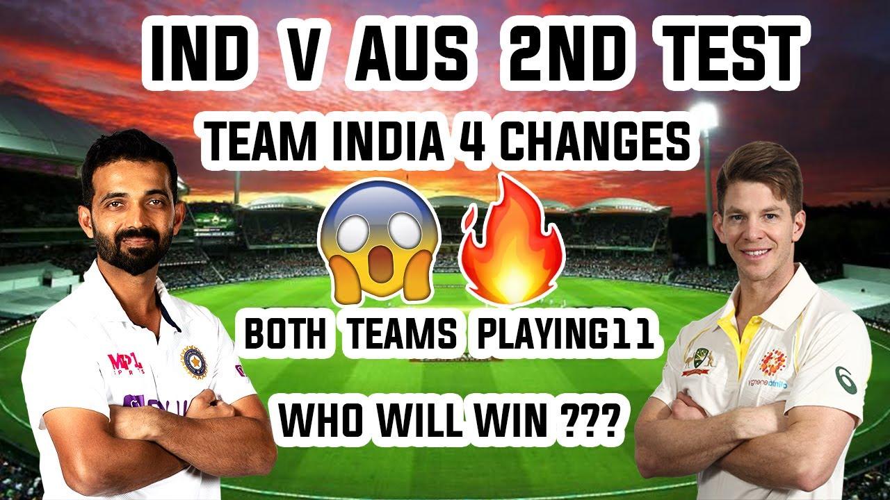 Live report - Australia vs India, 2nd Test, Melbourne, 1st day