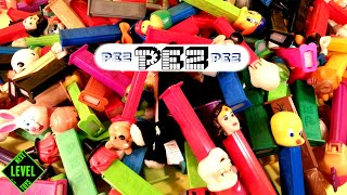 Pez Dispensers Collection